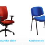 Pořídit židli do kanceláře online = ušetřit