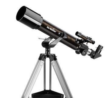 Kontrast mezi teleskopy a mikroskopy